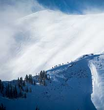 Aspen Highlands powder