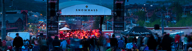 Snowmass Free Concerts